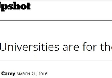 Kevin Carey isn't Alone in Exploiting the Word 'University,' Either